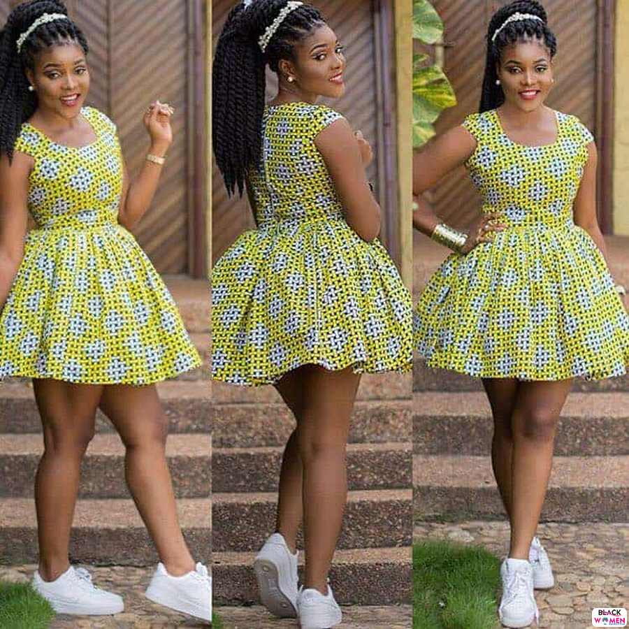 30 PICTURES Attractive African Fashion Designers Ankara Styles For Women 4