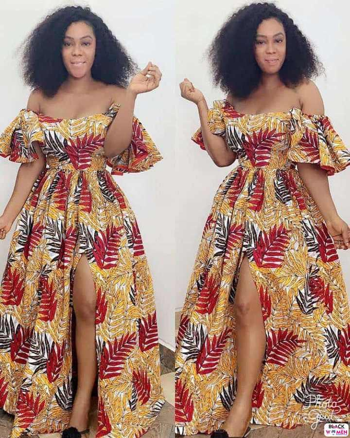 30 PICTURES Attractive African Fashion Designers Ankara Styles For Women 5