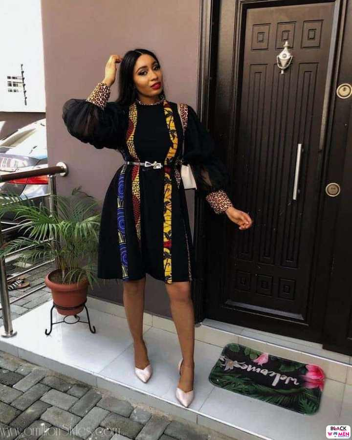 30 PICTURES Attractive African Fashion Designers Ankara Styles For Women 8