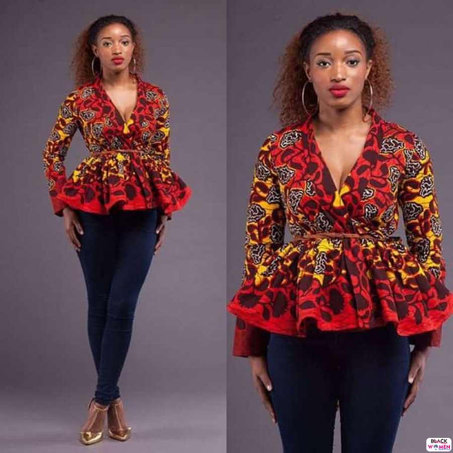 30 PICTURES Attractive African Fashion Designers Ankara Styles For Women 9