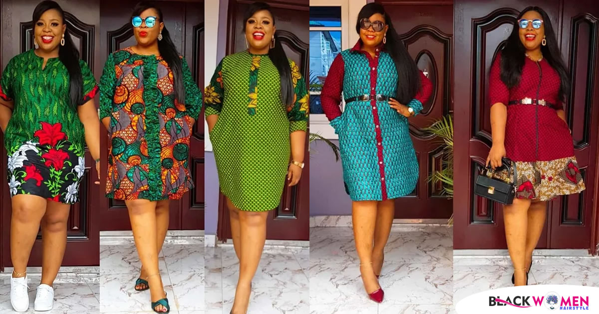 36 PHOTOS: Classy Ankara Styles For Women – Unique African Dress Inspirations