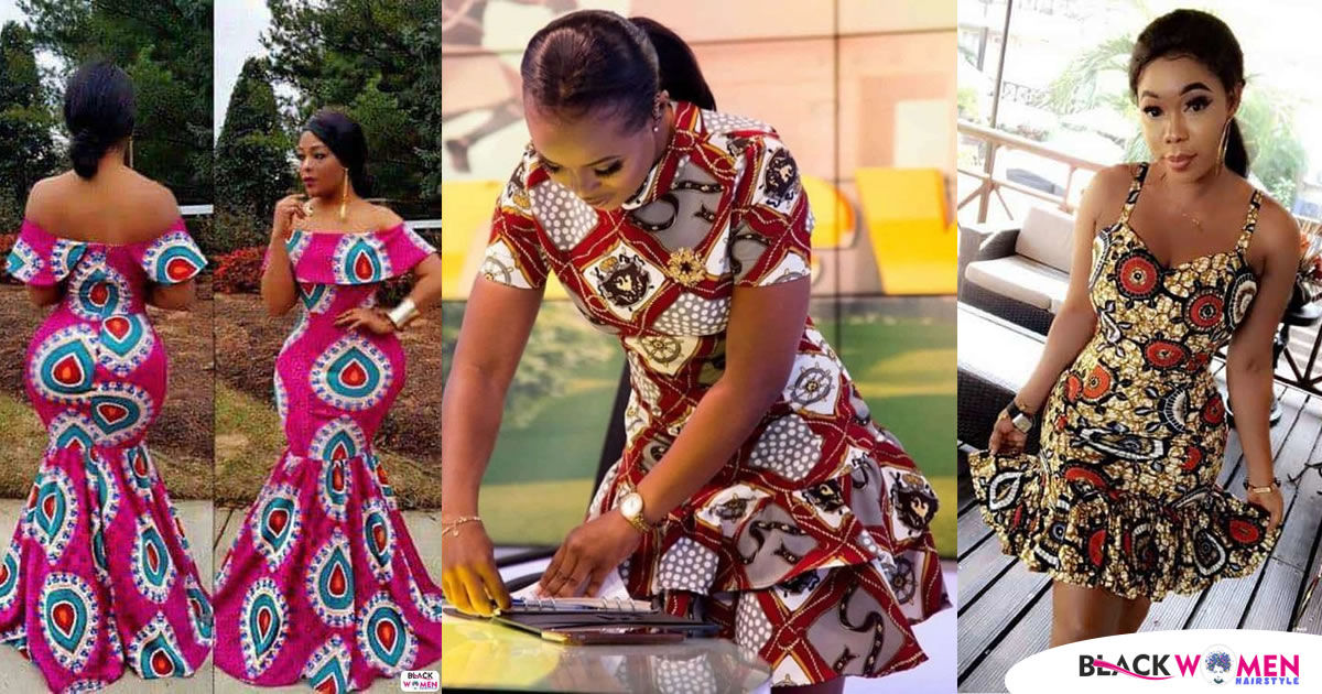 80 PICTURES: Attractive African Fashion Designers – Ankara Styles For Women