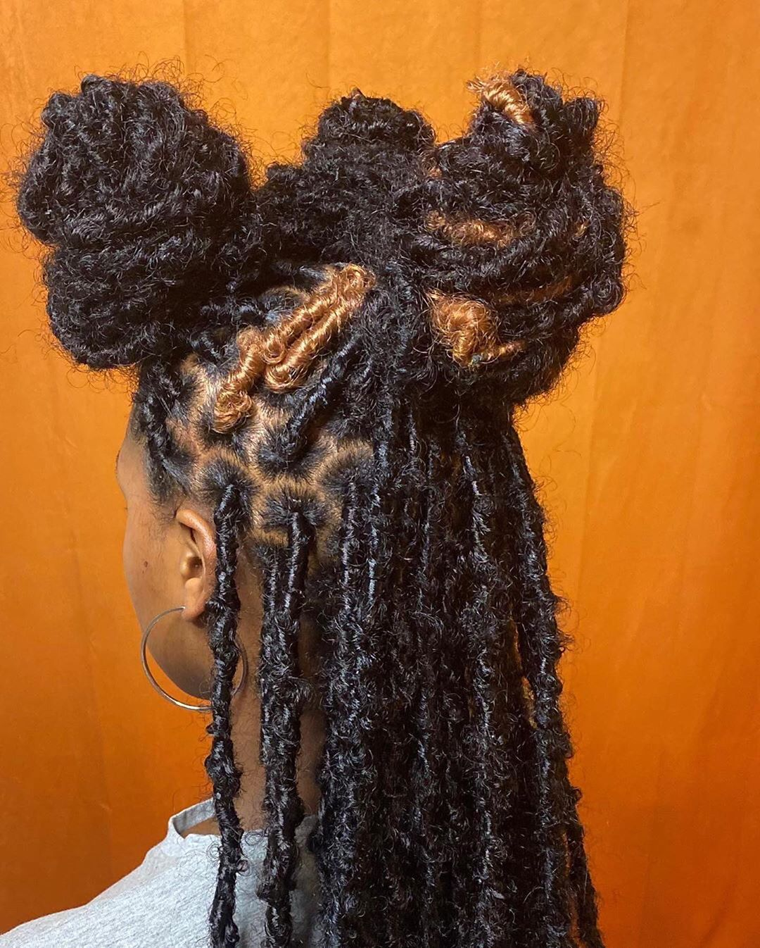 B glam hairstyles 52