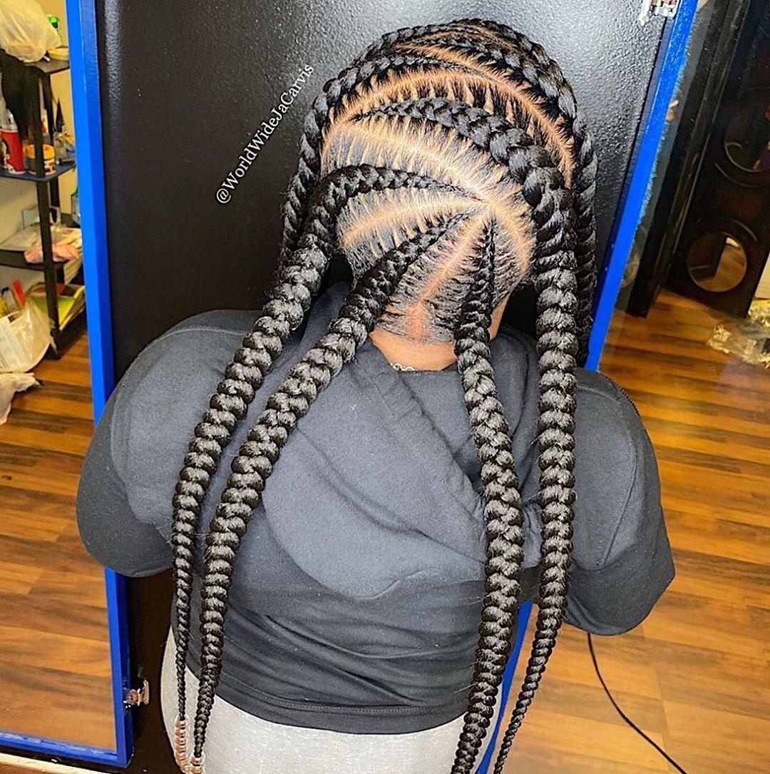 B glam hairstyles 54