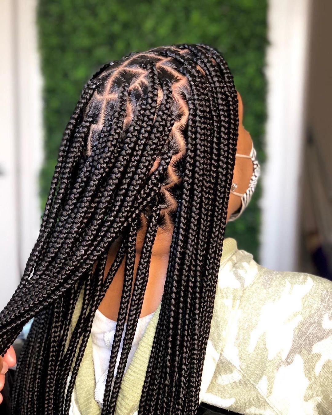 B glam hairstyles 79