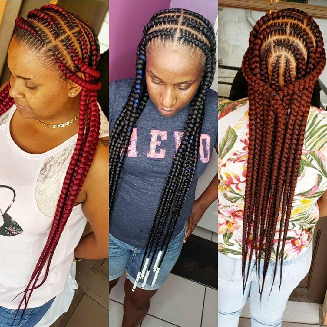 B glam hairstyles 83