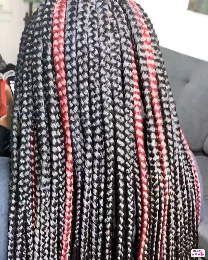 Box Braids hairstyleforblackwomen.net 4592
