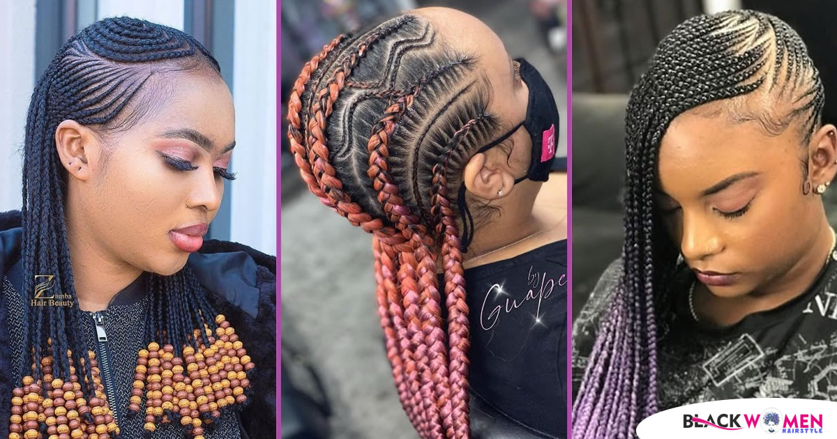 Ghana Braids 2021 – 100 Gorgeous Ghana Braids Protective Style That You Will Love