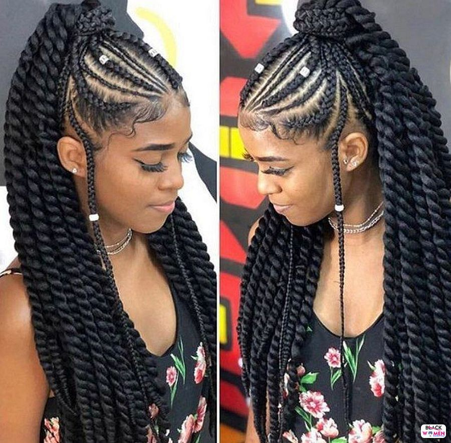 Ghana braids 2021 hairstyleforblackwomen.net 79