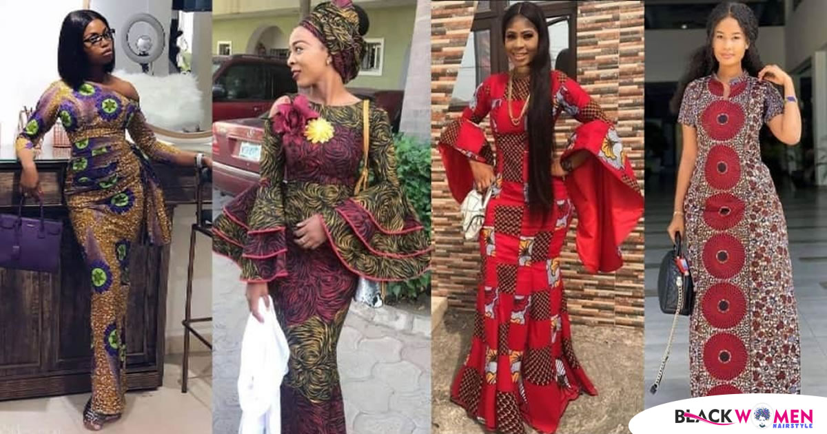 10 PHOTOS: Enticing African Dresses For Women – African Fashion Designers 2021