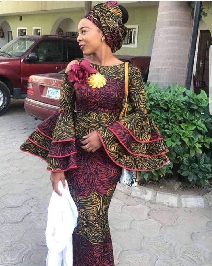 14 PHOTOS Enticing African Dresses For Women African Fashion Designers 2021 1