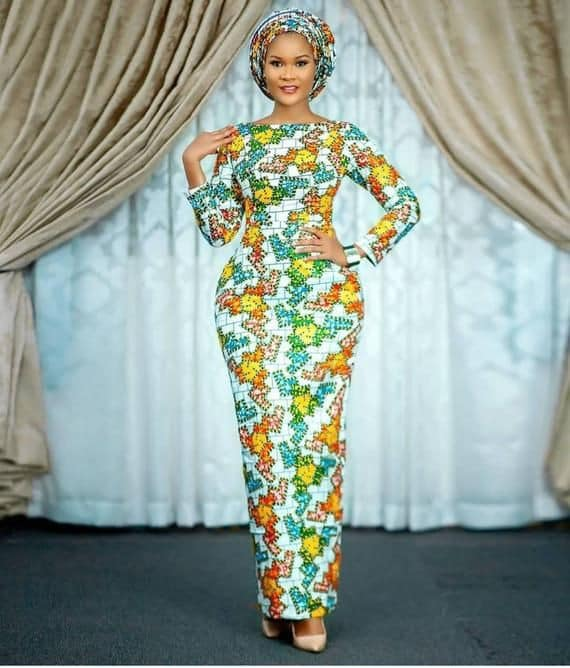 14 PHOTOS Enticing African Dresses For Women African Fashion Designers 2021 10