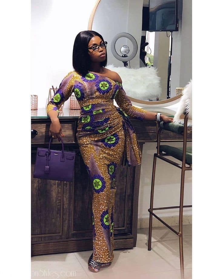 14 PHOTOS Enticing African Dresses For Women African Fashion Designers 2021 2