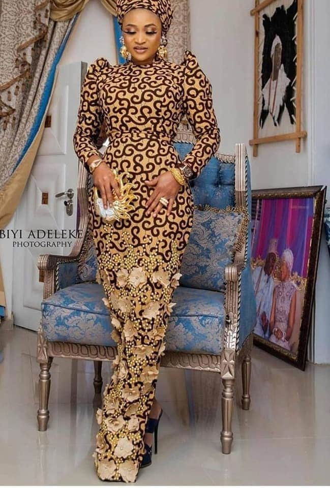 14 PHOTOS Enticing African Dresses For Women African Fashion Designers 2021 4