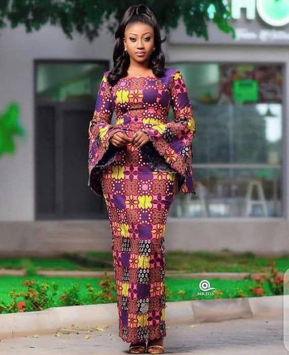 14 PHOTOS Enticing African Dresses For Women African Fashion Designers 2021 7