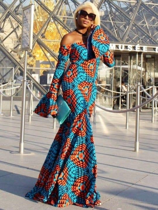 14 PHOTOS Enticing African Dresses For Women African Fashion Designers 2021 8