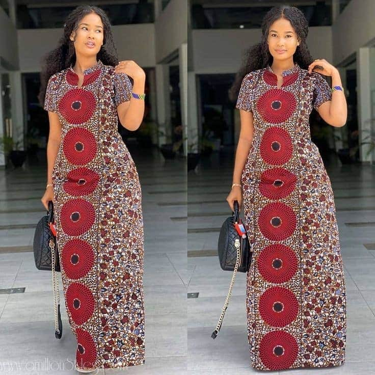 14 PHOTOS Enticing African Dresses For Women African Fashion Designers 2021 9