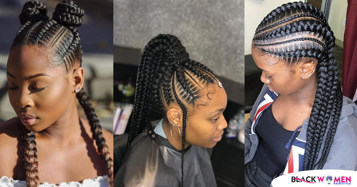 2021 Most Coolest and Fabulous Feed in Braids