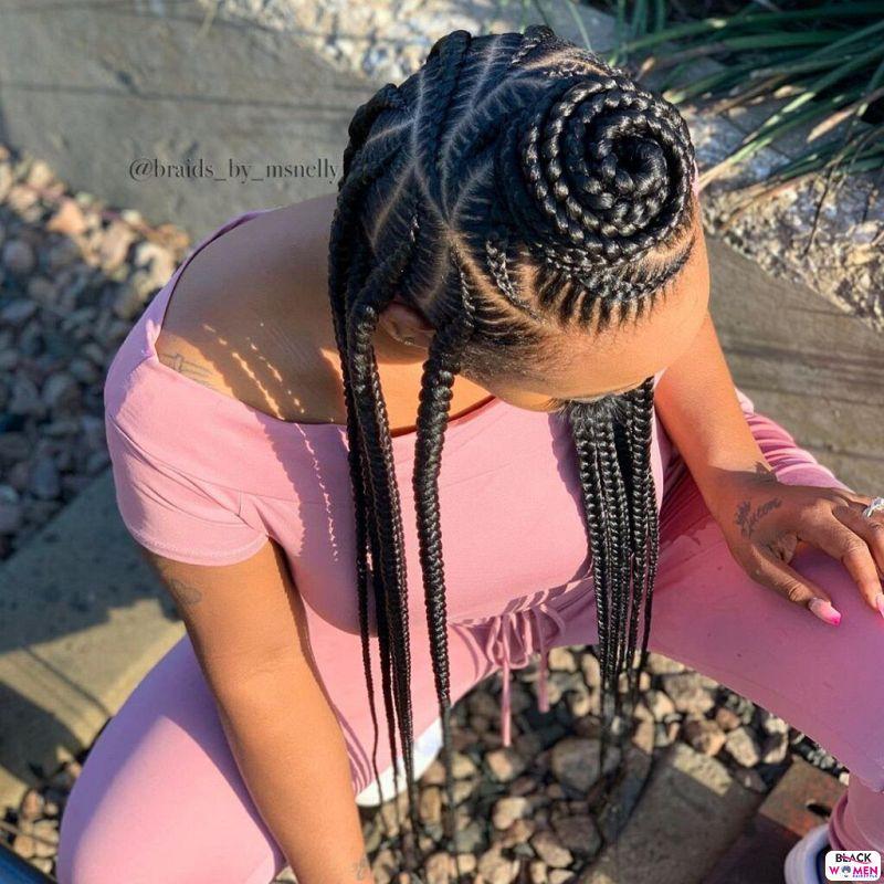 African braids cornrows002