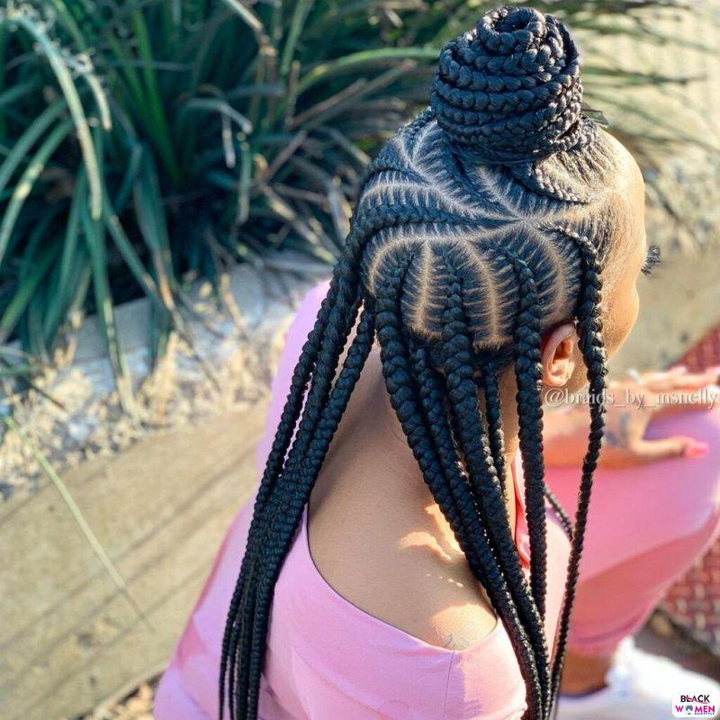 African braids cornrows012