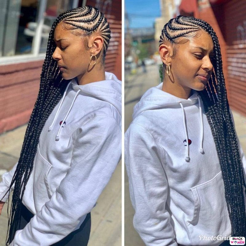 African braids cornrows015