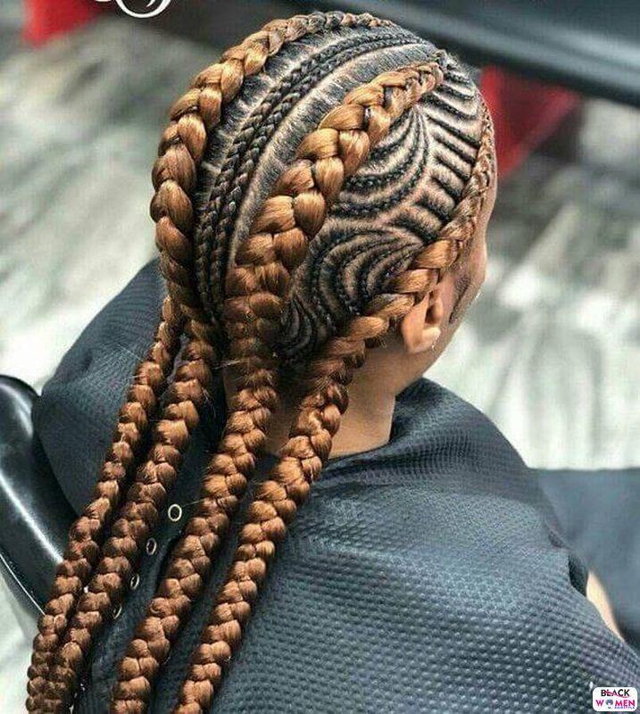 African braids cornrows018