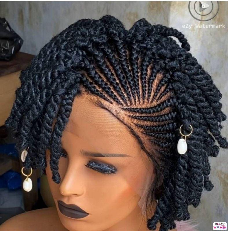 African braids cornrows019
