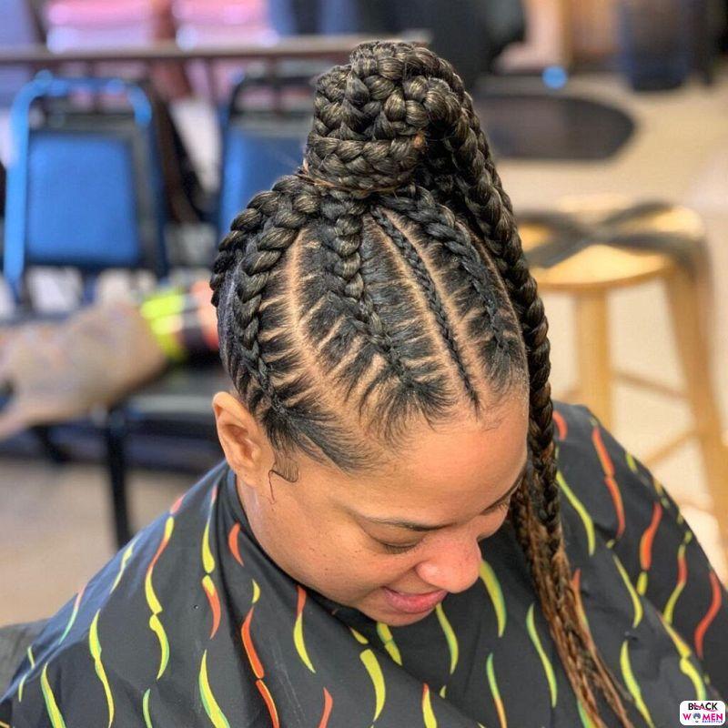 African braids cornrows022