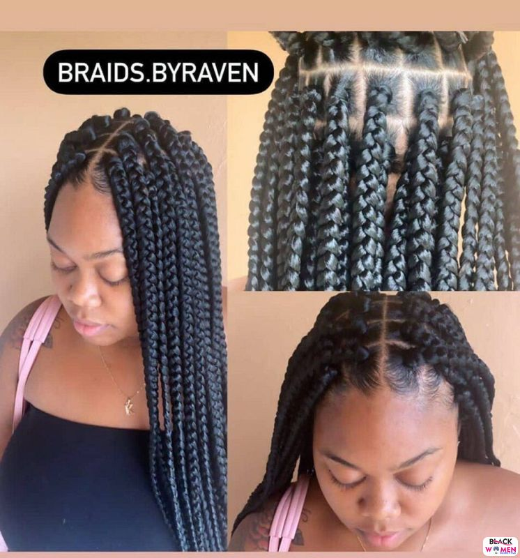 African braids cornrows035