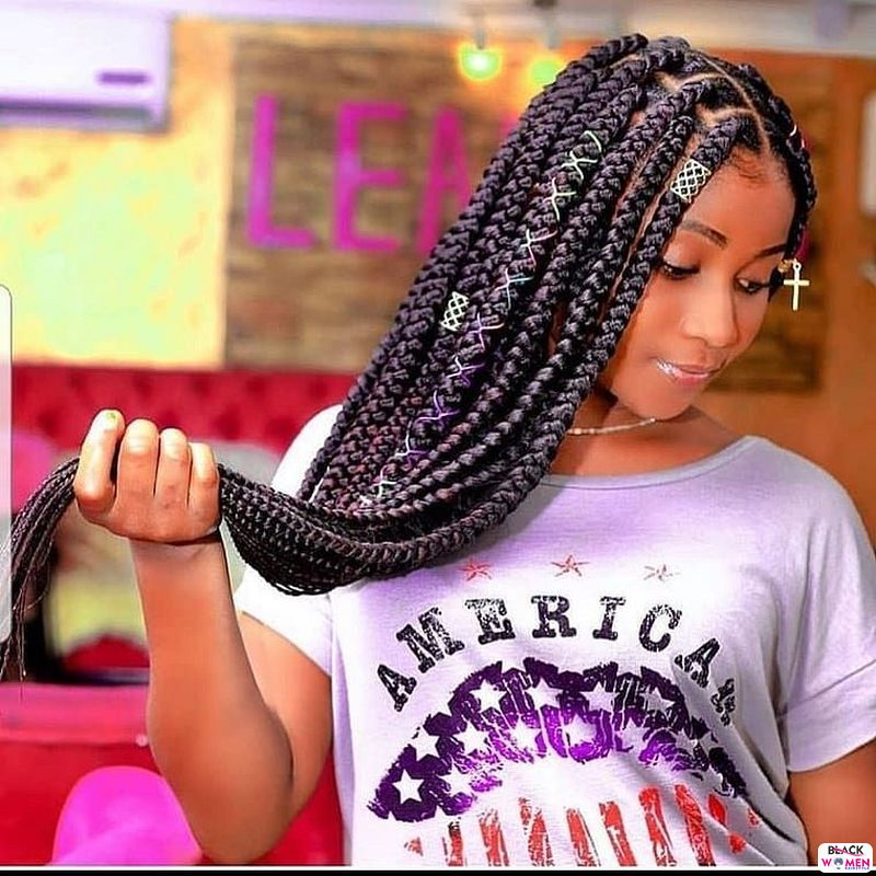 African braids cornrows047