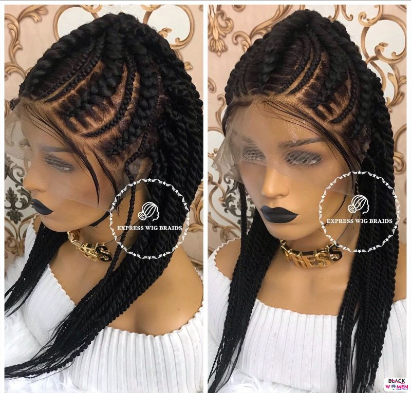 African braids cornrows055