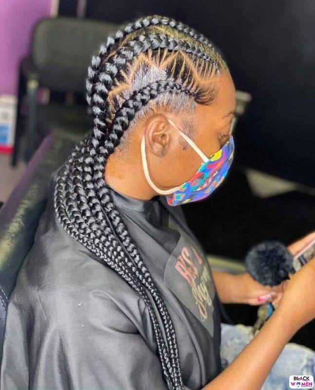 African braids cornrows062