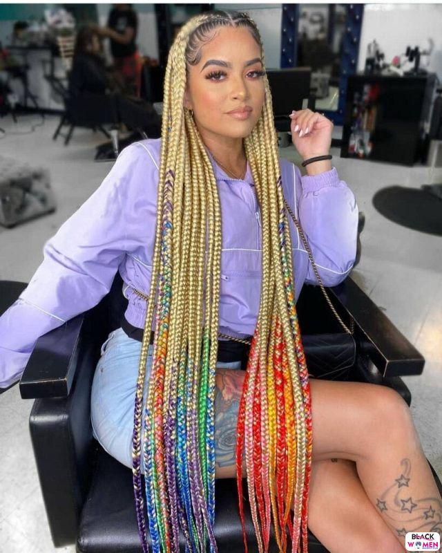 African braids cornrows071