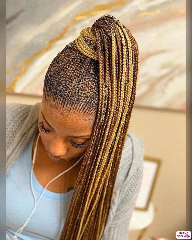African braids cornrows077