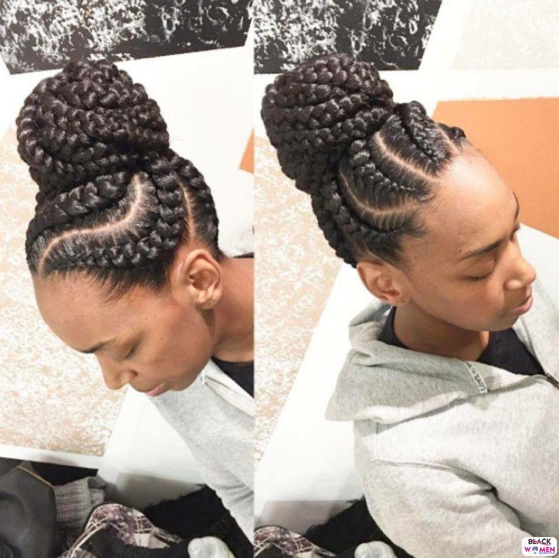 African braids cornrows099