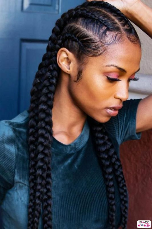 African braids cornrows104