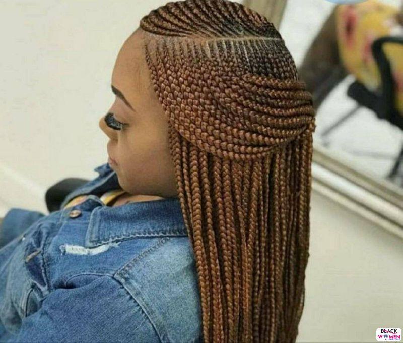 African braids cornrows110