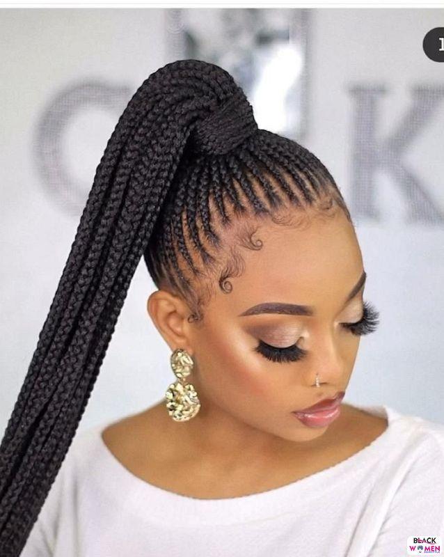 African braids cornrows114