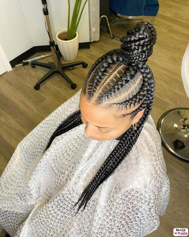 African braids cornrows117