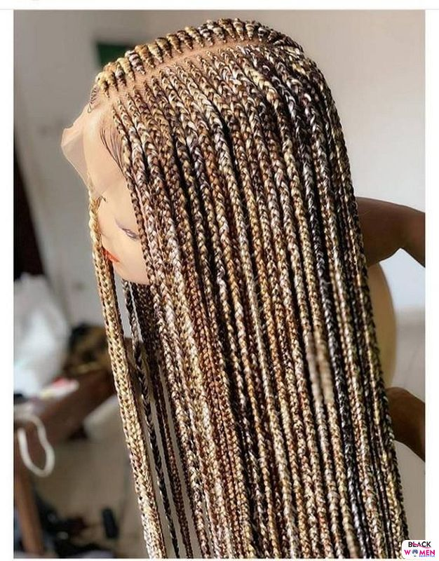 African braids cornrows123