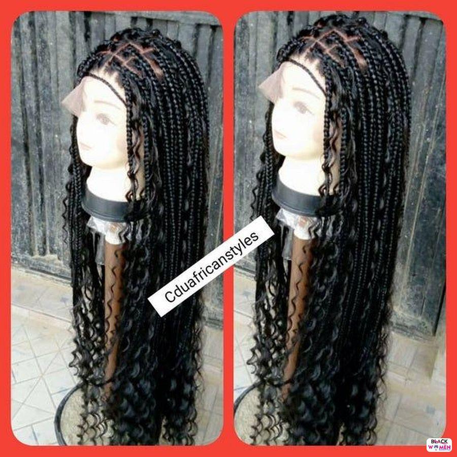 Braided Goddess Goddess Braids Hairstyles 2021 hairstyleforblackwomen.net 1441