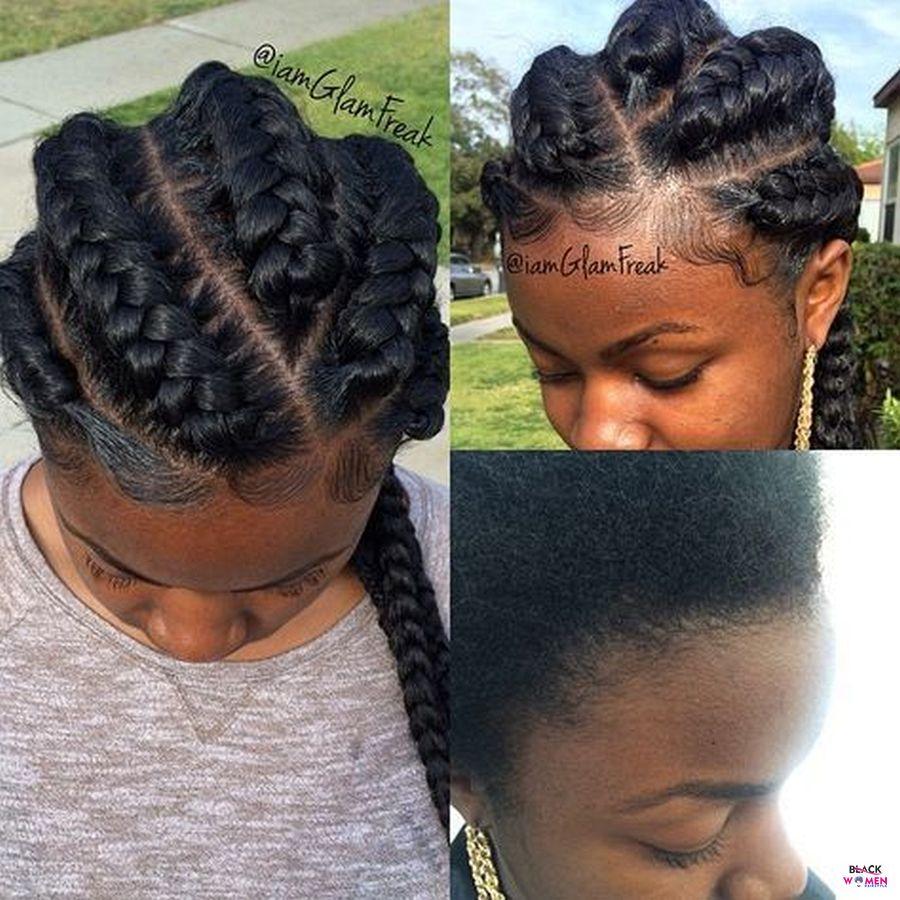 Braided Goddess Goddess Braids Hairstyles 2021 hairstyleforblackwomen.net 3094