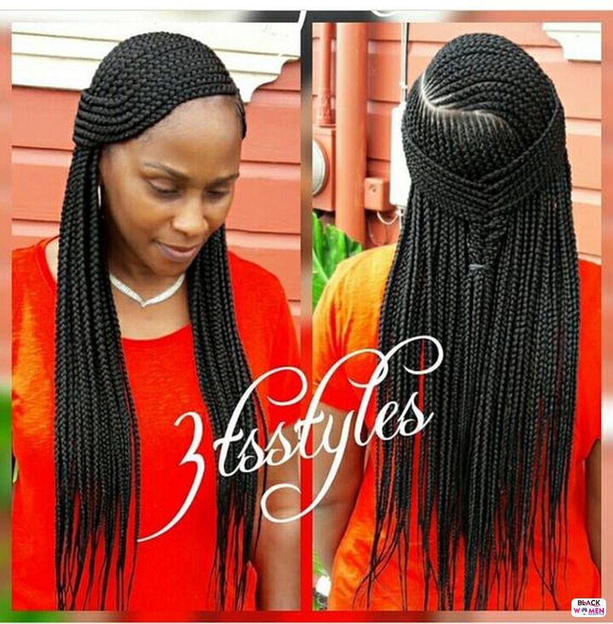 Braided Goddess Goddess Braids Hairstyles 2021 hairstyleforblackwomen.net 3692