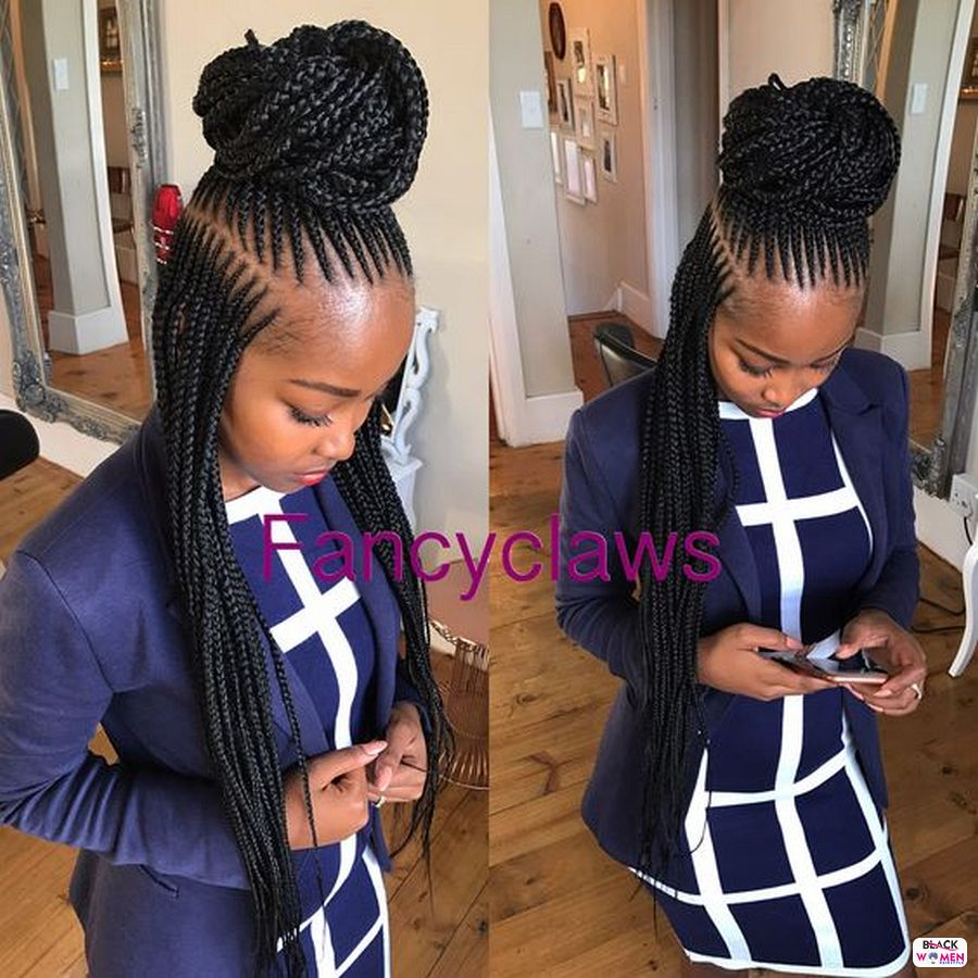 Braided Goddess Goddess Braids Hairstyles 2021 hairstyleforblackwomen.net 3731