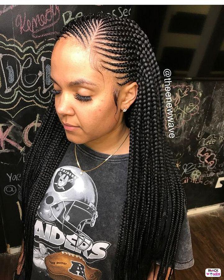 Braided Goddess Goddess Braids Hairstyles 2021 hairstyleforblackwomen.net 4087