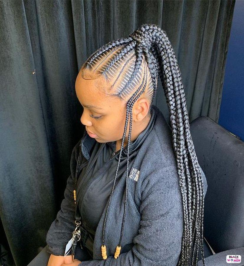 Braided Goddess Goddess Braids Hairstyles 2021 hairstyleforblackwomen.net 4219