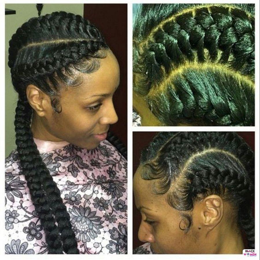 Braided Goddess Goddess Braids Hairstyles 2021 hairstyleforblackwomen.net 6931