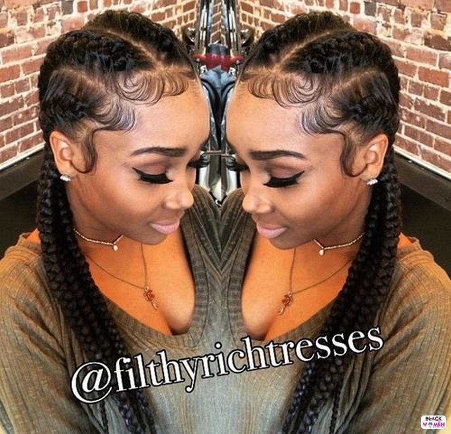 Braided Goddess Goddess Braids Hairstyles 2021 hairstyleforblackwomen.net 7007