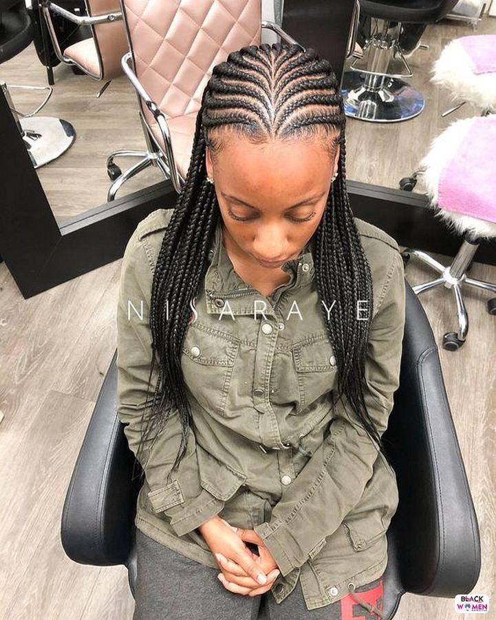 Braided Goddess Goddess Braids Hairstyles 2021 hairstyleforblackwomen.net 7659
