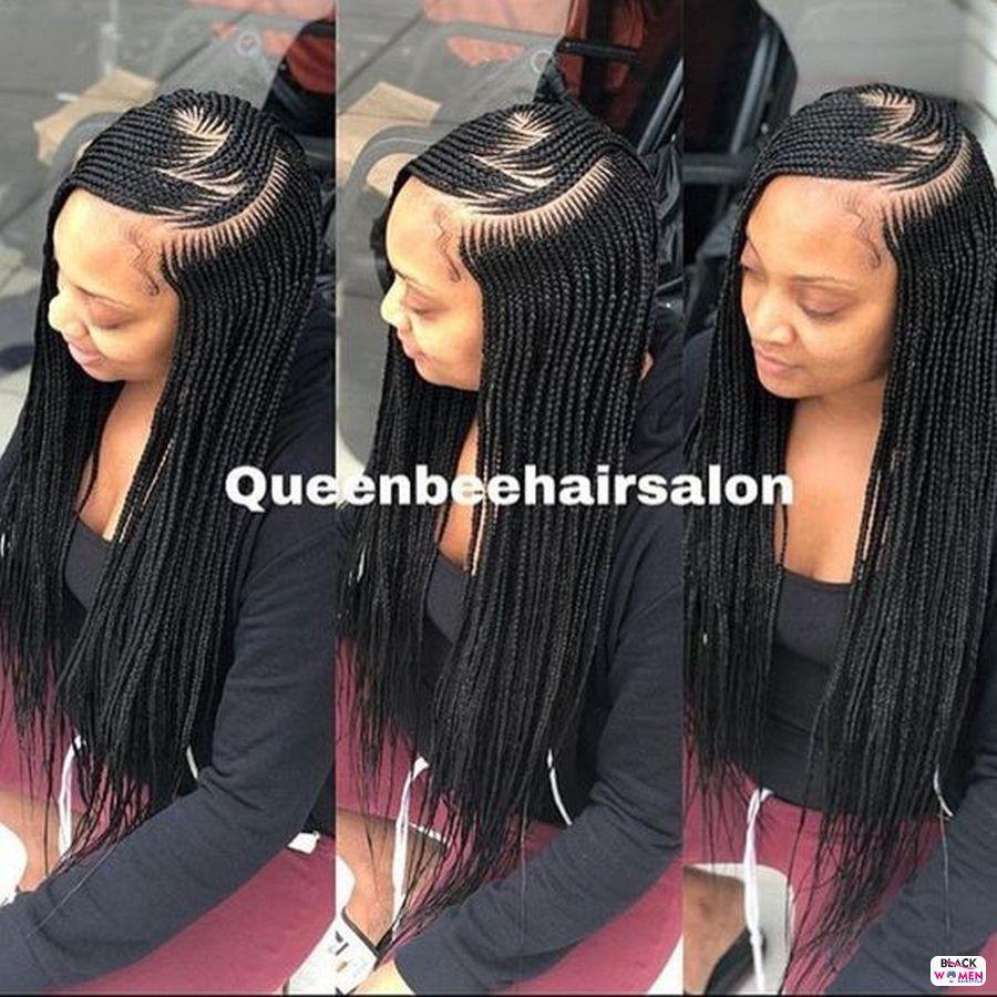 Braided Goddess Goddess Braids Hairstyles 2021 hairstyleforblackwomen.net 7727